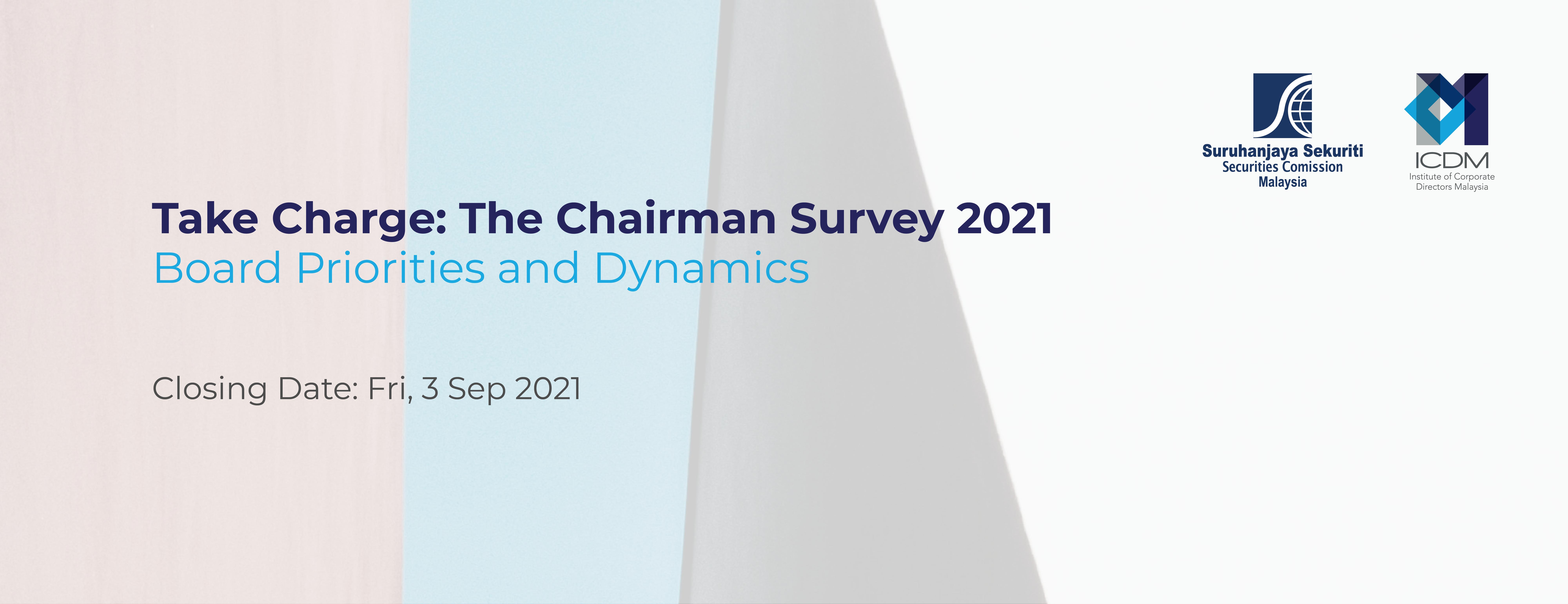 ICDM Chairman Survey 2021 Report