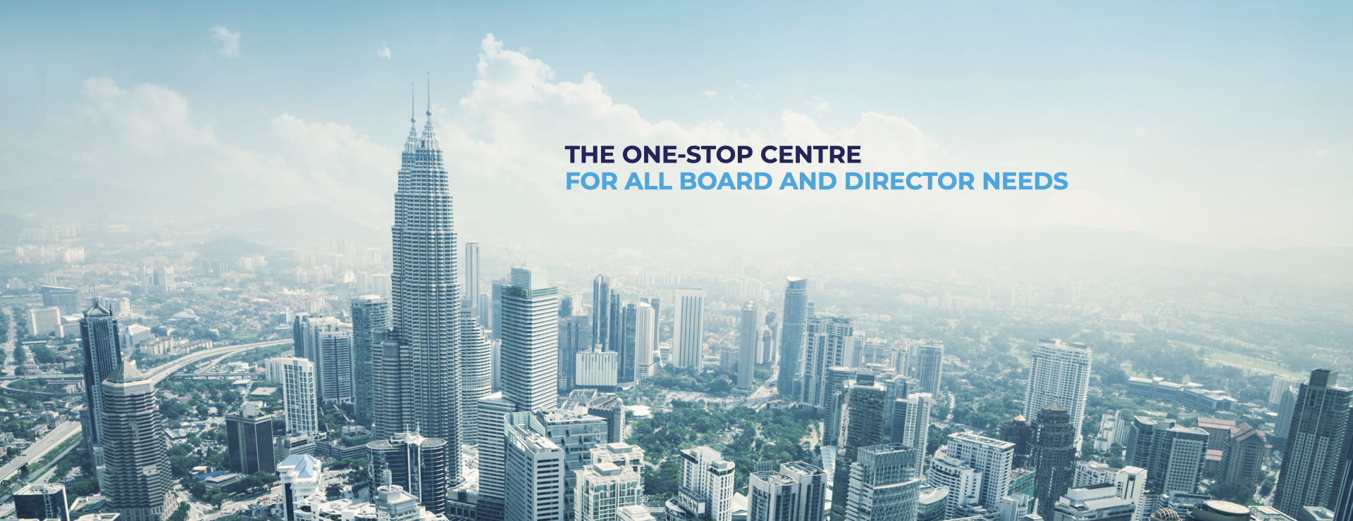 One Stop Centre banner
